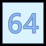 64 icon