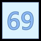 69 icon