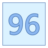 96 icon