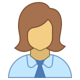 Woman Profile icon