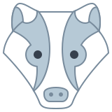 Badger icon