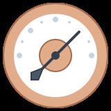 Indicador de barómetro icon