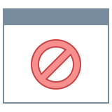 No Access icon