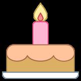 Торт ко дню рождения icon