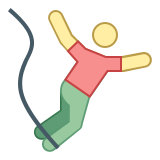 Bungee Jumping icon