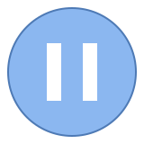 Pause Button icon