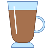 Chocolate caliente icon
