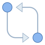 Compare Git icon
