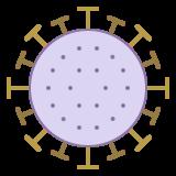 Coronavirus icon