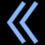Double gauche icon