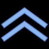 Double haut icon