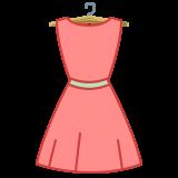 ドレス背面図 icon