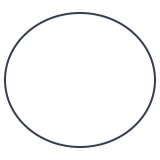 Ellipse icon