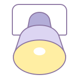 Ellipsoidal Reflector icon