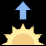 sunrise icon