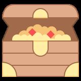 treasure chest icon