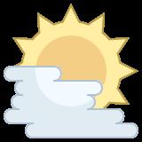 Día con niebla icon