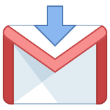 Login Gmail icon