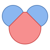 H2O Molecule icon
