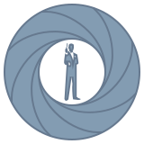 James Bond icon