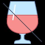 Sem álcool icon