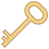 Password 1 icon