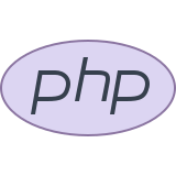 PHP徽标 icon
