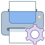 Printer Maintenance icon