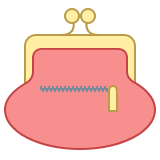 Purse Back View icon