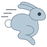 Running Rabbit icon
