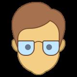 School Director Male Skin Type 4 icon