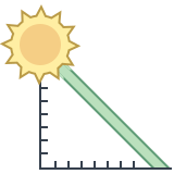 Sun Elevation icon