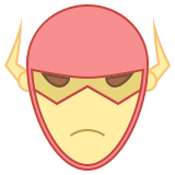 The Flash Head icon