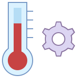 Thermometer Automation icon