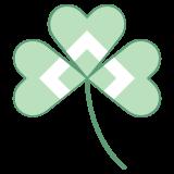 Trevo de três folhas icon