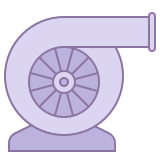 Turbocharger icon