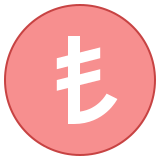 Turkish Lira icon