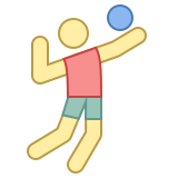 Volleyball Player icon
