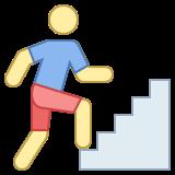 Montée d'escaliers icon