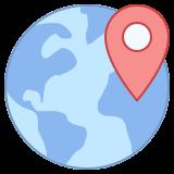 世界中の場所 icon