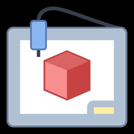 3D Printer icon in Office L