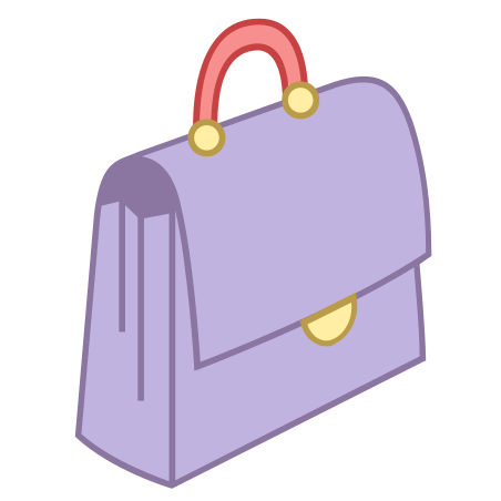 Messenger Bag icon in Office L
