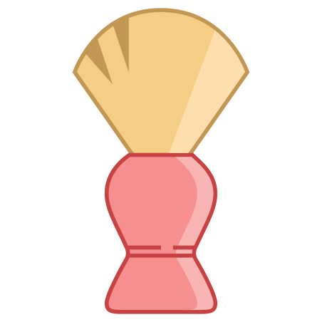 Barber Brush icon