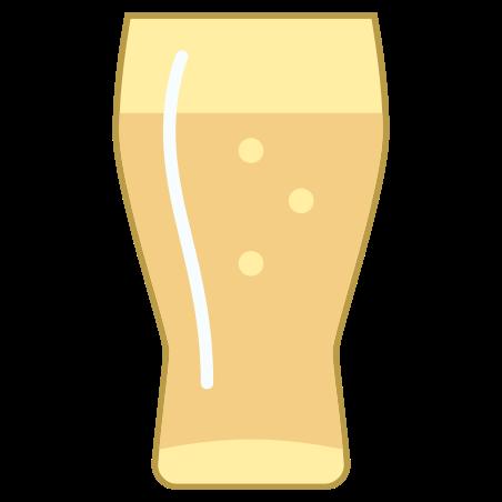 맥주 유리 icon