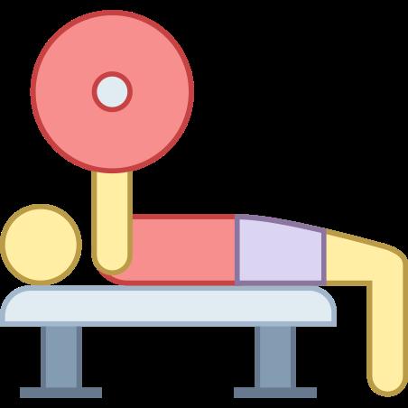 벤치 프레스 icon