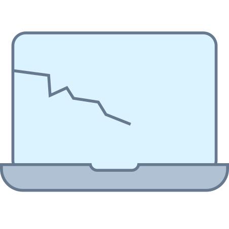 Broken Computer icon in Office L