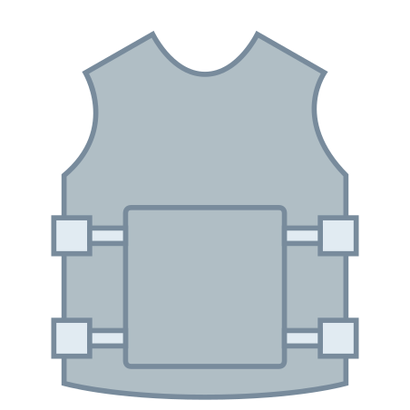 방탄 조끼 icon