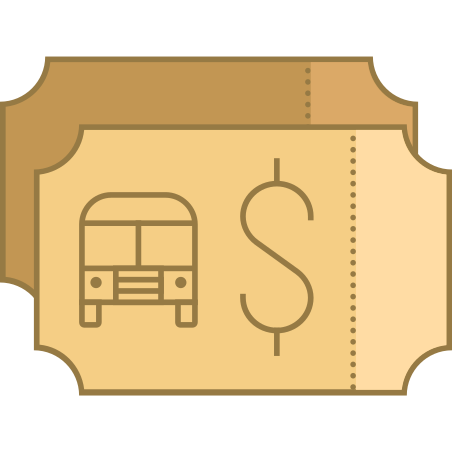 Bus Tickets icon