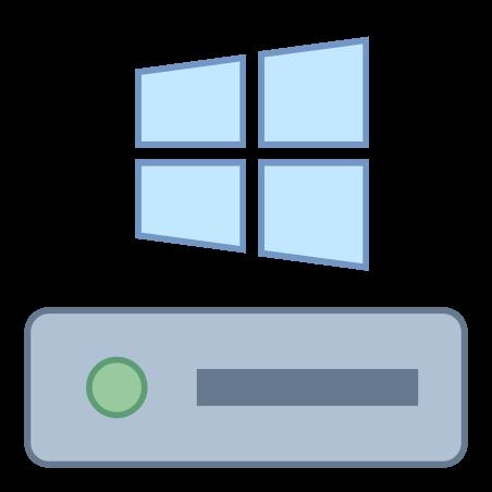 C 드라이브 icon