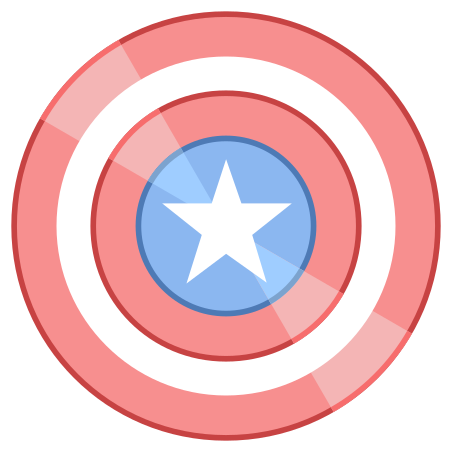 Captain America icon